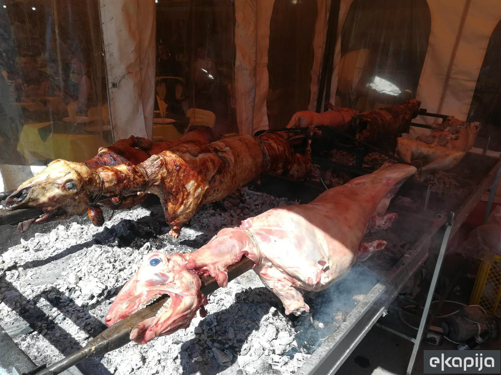 Lamb Festival in Krupac village near Pirot to welcome guests from Serbia, Bulgaria and Slovenia