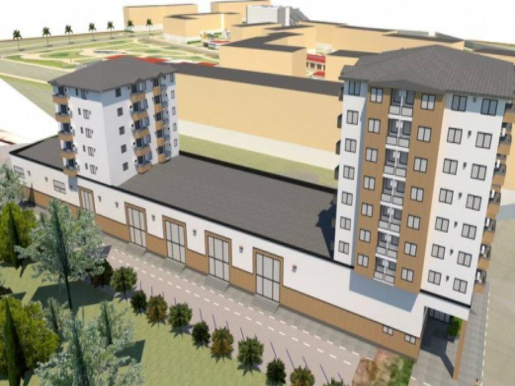 Počela gradnja sportsko-turističkog kompleksa u Jagodini - Tri zatvorena bazena, apartmani i spa centar na 8.500 m2 biće završeni do 2021.