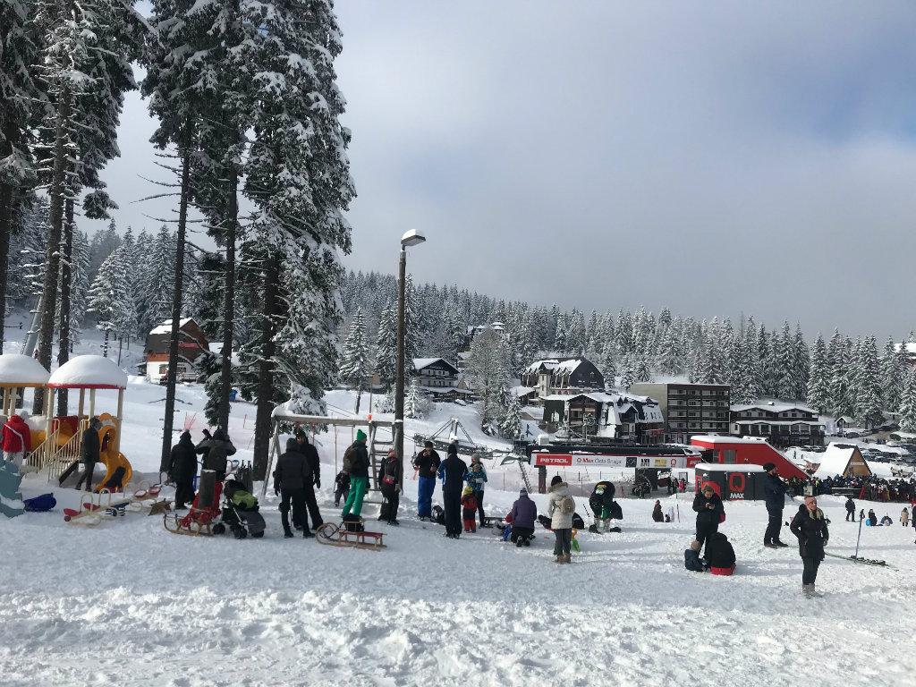Jahorina ski season opens