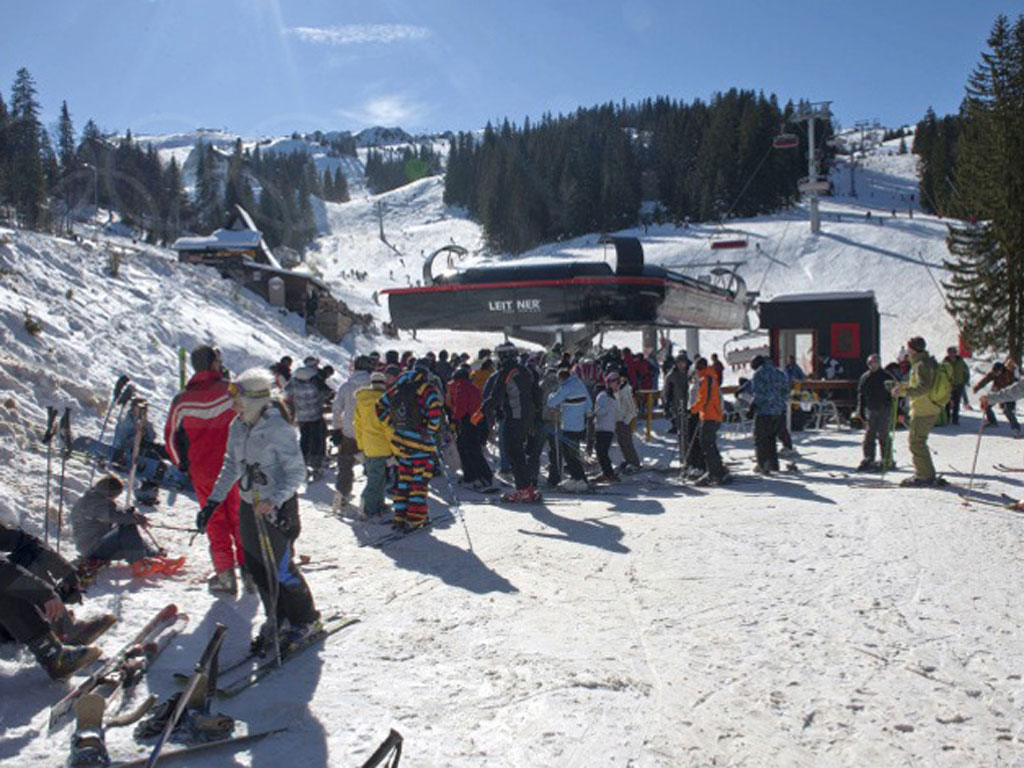 Otvaranje ski sezone na Jahorini 14. decembra