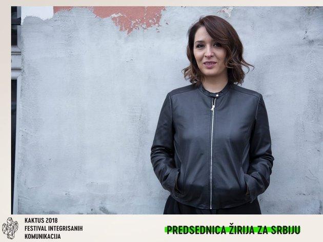 Jana Savić Rastovac, predsednica žirija Kaktus 2018 - Za hrabrije kampanje ključno je poverenje