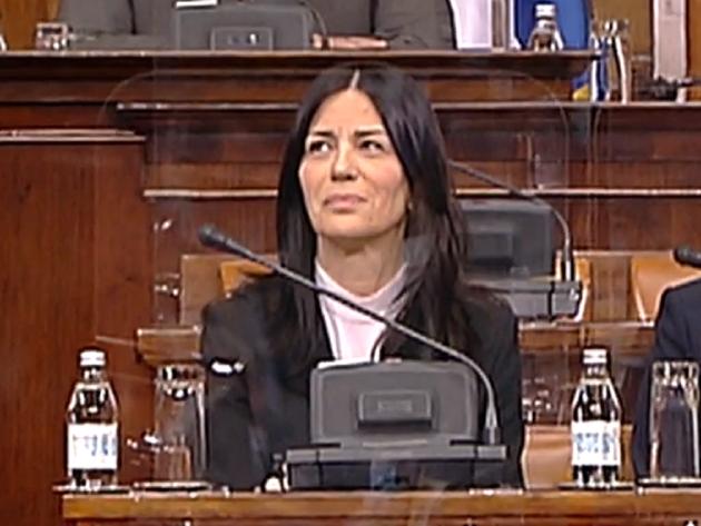 Jasmina Vasović, predsednica Vrhovnog kasacionog suda - Biografija