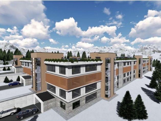 Na Bjelasici planirana gradnja garaže na pet nivoa sa više od 1300 parking mjesta za automobile i autobuse (FOTO)