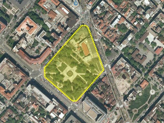 Sve izvesnija rekonstrukcija scene Bojan Stupica - Plan detaljne regulacije stigao na rani javni uvid