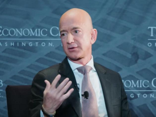 Osnivač Amazona oborio sopstveni rekord u bogatstvu