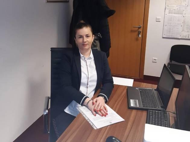 Jelena Mićić, rukovodilac Resora za pružanje stručnih usluga u poljoprivredi PJ Sokolac - Stočarstvo i organska proizvodnja su naši glavni aduti