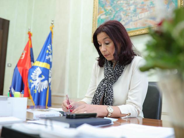 Jelena Raković Radivojević, gradonačelnica Užica - Razvijamo grad, štitimo životnu sredinu