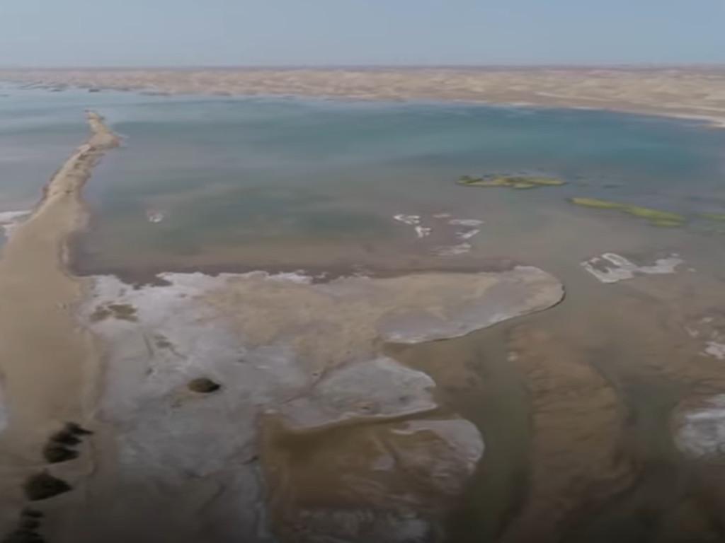 U jezero koje je presušilo prije 300 godina počela da se vraća voda (VIDEO)
