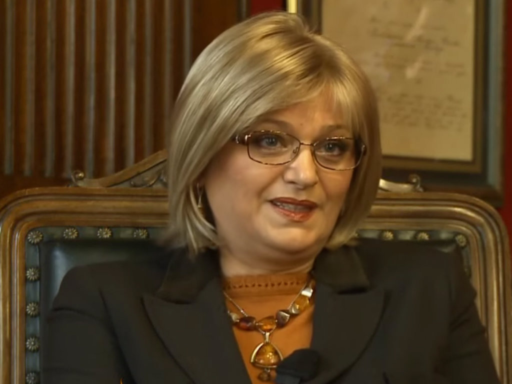 Jorgovanka Tabaković, guvernerka NBS - Dinar jak, kurs ostaje stabilan