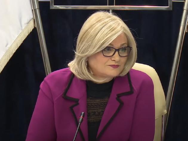 Jorgovanka Tabaković, guverner Narodne banke Srbije - Biografija