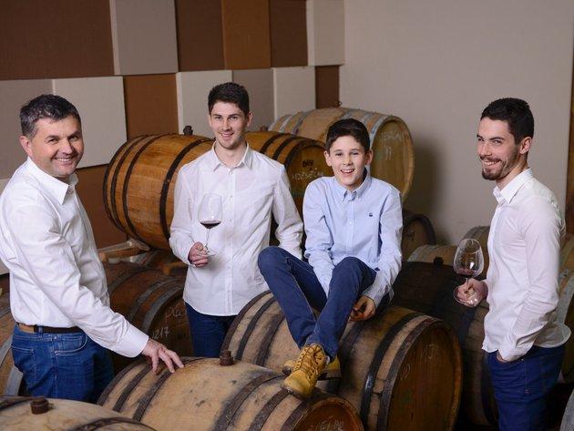 Josip Brkić, vlasnik vinarije Brkić - Bez strasti nema dobrog vinara