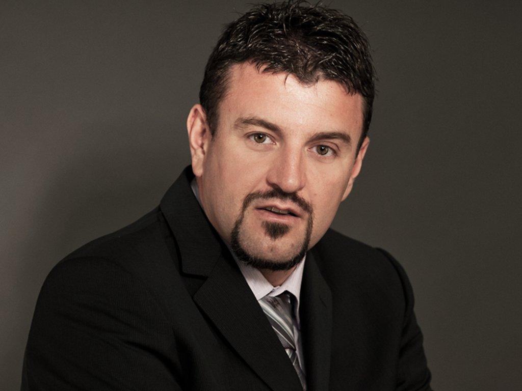 Joško Piteša, menadžer operacija kompanije Immofinanz - Novi Stop Shop u Sremskoj Mitrovici u avgustu 2019.
