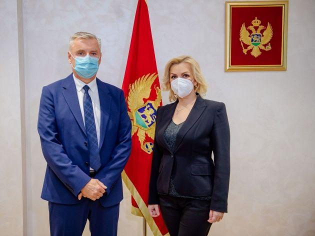 MK Group donira 50.000 EUR za rekonstrukciju porodilišta na Cetinju