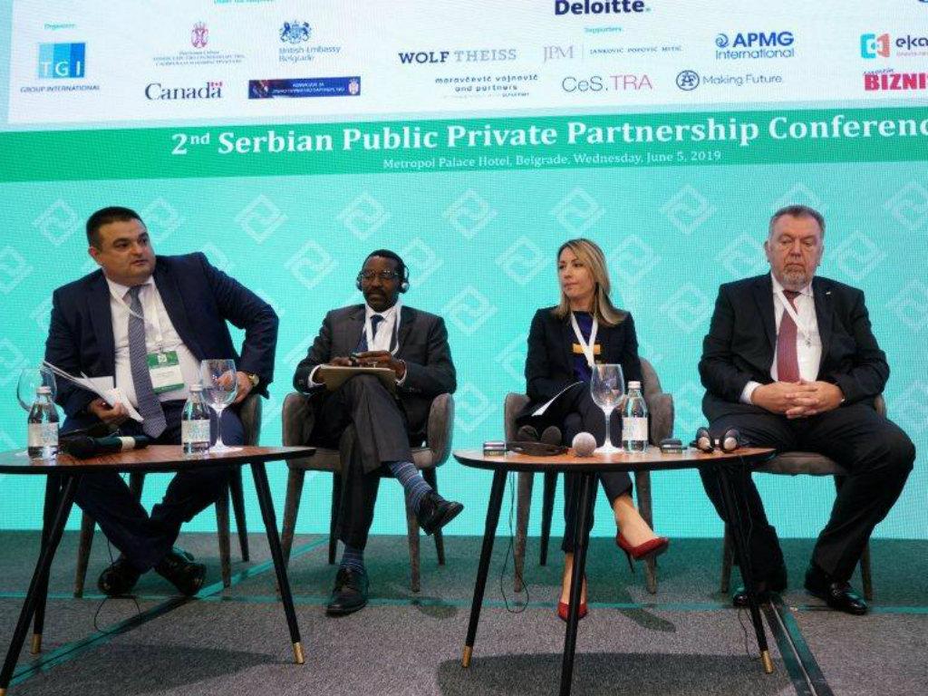 Treća srpska konferencija o javno-privatnom partnerstvu 6. oktobra