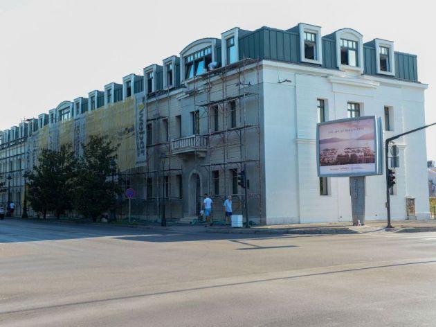 U toku radovi na adptaciji zgrade JU Muzeji i galerije u Podgorici