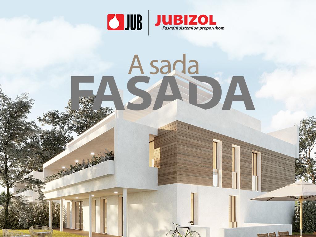 JUBIZOL Fasadni sistemi sa preporukom