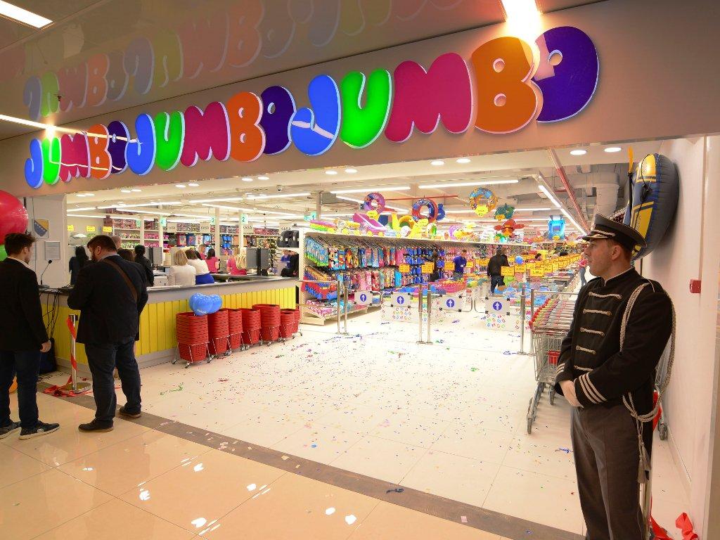 Prvi Jumbo centar u USK otvoren u Cazinu