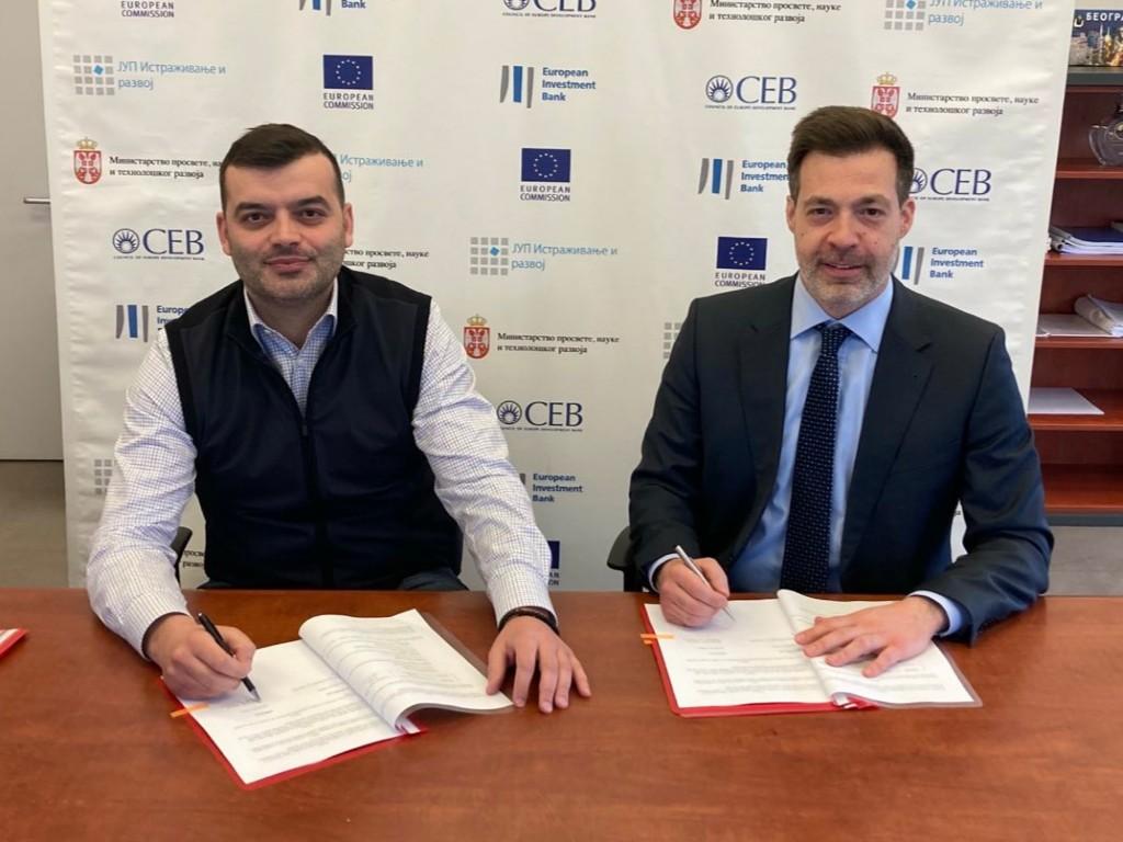 Inobačka i NS Inženjering grade 36 stanova za izbeglice u Pančevu - Početak radova u aprilu