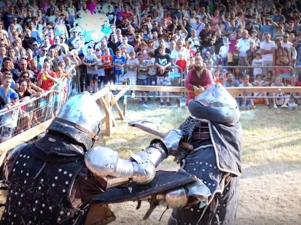 Festival viteštva Just Out od 23. do 25. avgusta kod manastira Manasija