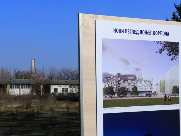 Na Dorćolu niče poslovno-stambeni kompleks K Distrikt - Gradiće se 115.000 m2 i dve podzemne garaže, projekat vredan 200 mil EUR