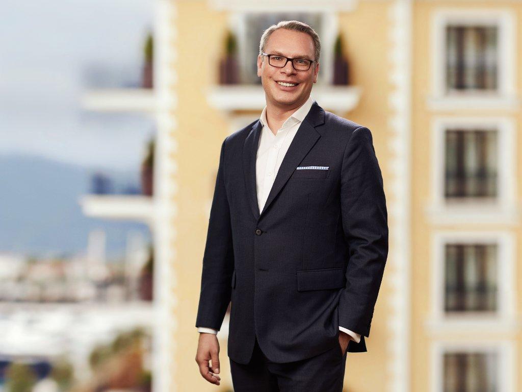 Kai Dieckmann, generalni menadžer hotela Regent Porto Montenegro - Fokusirani smo na korporativni turizam