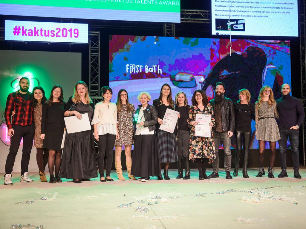 KAKTUS 2019 okupio kreativce iz celog sveta - Dodeljene nagrade za najbolje kampanje