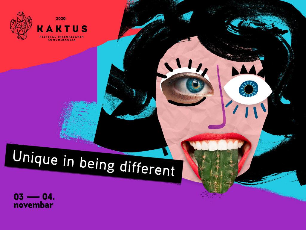 Globalna kreativna elita na festivalu Kaktus 2020.