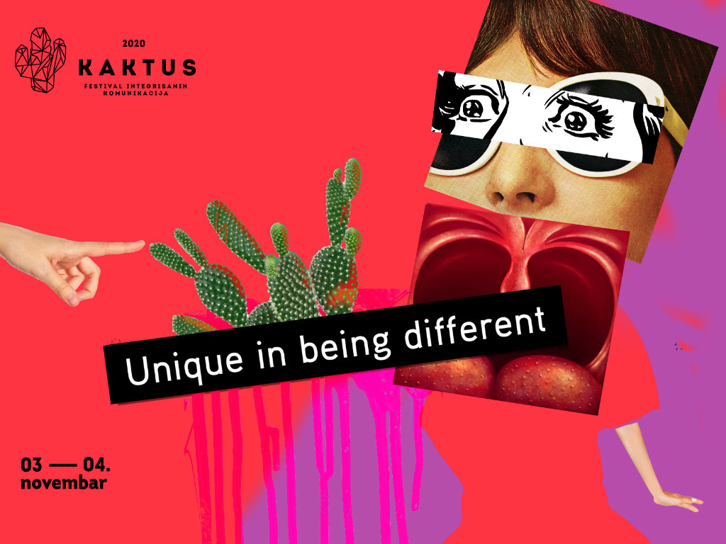 "Bogat program festivala KAKTUS 2020 i premijera filma ""Kreativni gen"""