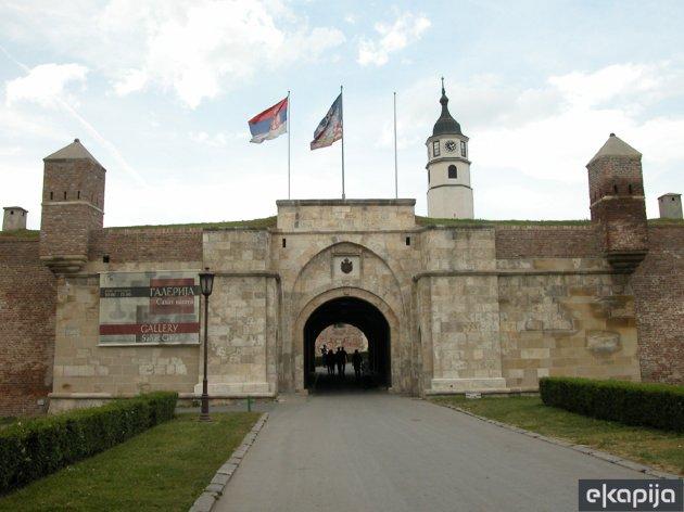 Belgrader Festung und Parkanlage Kalemegdan sollen rund um die Uhr überwacht werden - Auftrag für Bewachungs- und Sicherungsleistungen ausgeschrieben