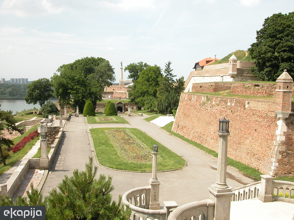 Visit Belgrade Fortress On Your Phone