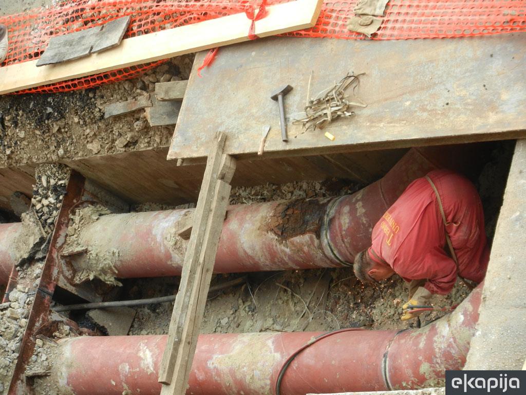 Počela izgradnja cevovoda za vodosnabdevanje Smedereva - Uskoro i fabrika vode