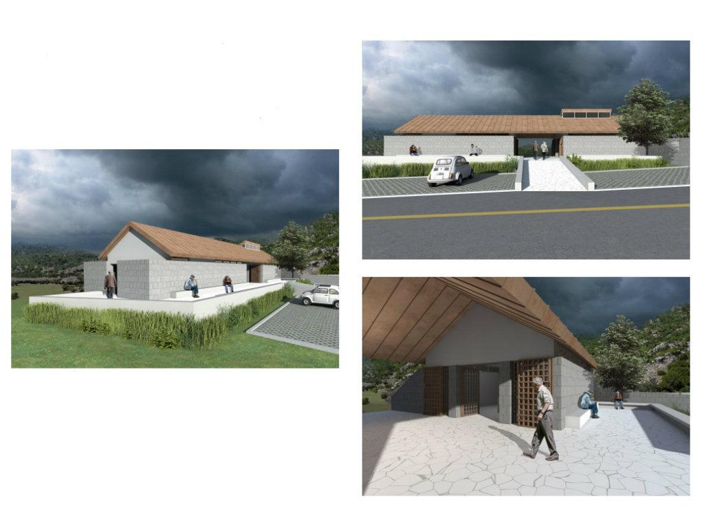 Počela druga faza radova na kapeli na Čevu
