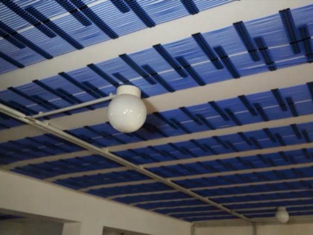 Površinsko grejanje i hlađenje pomoću kapilarnih prostirki - Ušteda energije i veća efikasnost