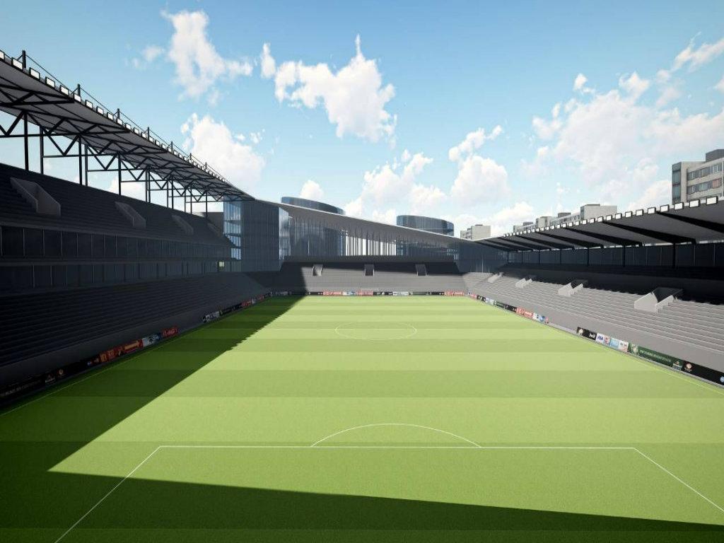 Prvi korak ka izgradnji novog stadiona Karađorđe u Novom Sadu - Rekonstrukcija skuplja od gradnje