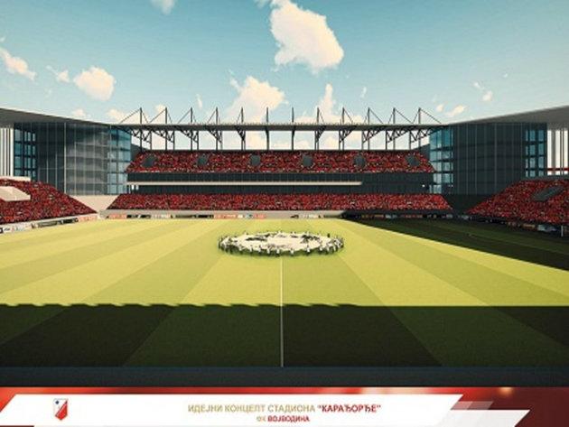 Za sada ništa od gradnje novog stadiona u Novom Sadu - Menja se urbanistički plan, Voša i sledeće sezone na Karađorđu