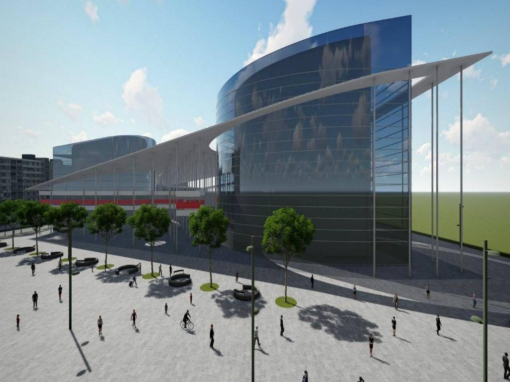 Šta će sadržati kompleks novog stadiona Karađorđe - Izmjenama predviđeno do 17.500 mjesta, gradnja atraktivne poslovne kule i poluukopane garaže