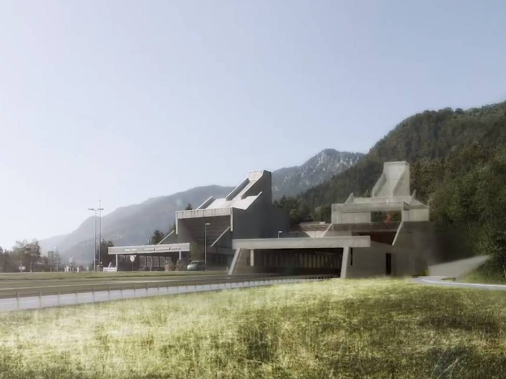 Turska kompanija Cengiz gradi tunel Karavanke u Sloveniji vrijedan skoro 100 mil EUR (VIDEO)