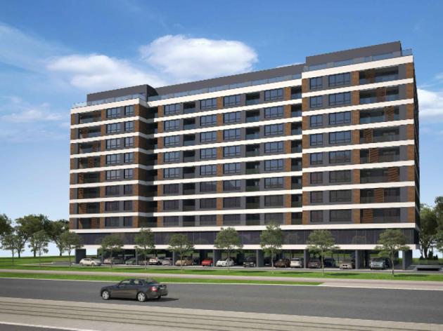 Na Novom Beogradu u blizini Belvila u planu gradnja devetospratnice sa 95 stanova, poslovnim prostorom i 154 podzemna parking mesta (FOTO)