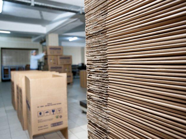 Inovativne mašine u obradi kartonske ambalaže - Lukavačka kompanija AHM planira ulaganja u novu opremu i usluge