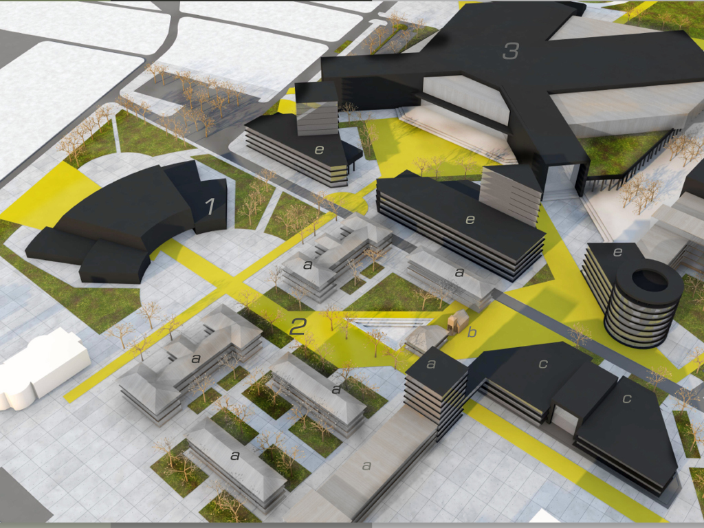 Koncertna dvorana, sportski centar, studentski grad - Na prostoru nekadašnje kasarne u Bijeljini mogao bi da nikne jedinstven kompleks (FOTO)