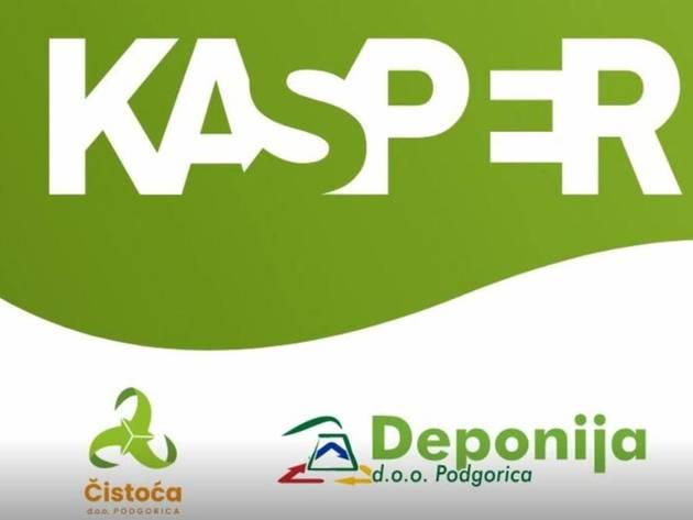 Posredstvom Kasper aplikacije uklonjeno 186 nelegalnih deponija u Podgorici