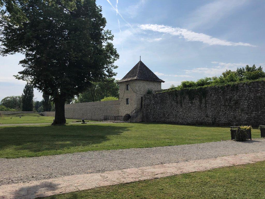 Nastavlja se obnova tvrđave Kastel u Banjaluci