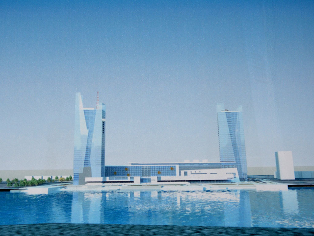 """Kule bliznakinje na mestu hotela """"Jugoslavija"""" - Pogledajte kako će izgledati stambeno-poslovni kompleks """"Dunavska kapija"""" vredan 227 mil EUR"""