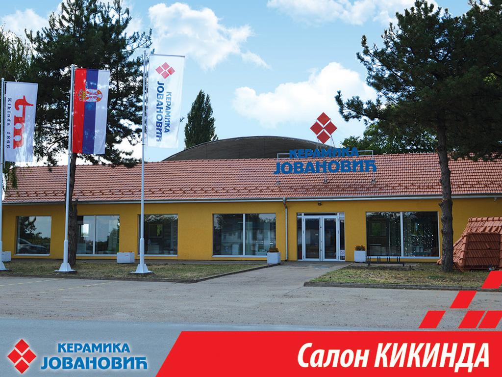 Keramika Jovanović otvorila novi salon u Kikindi