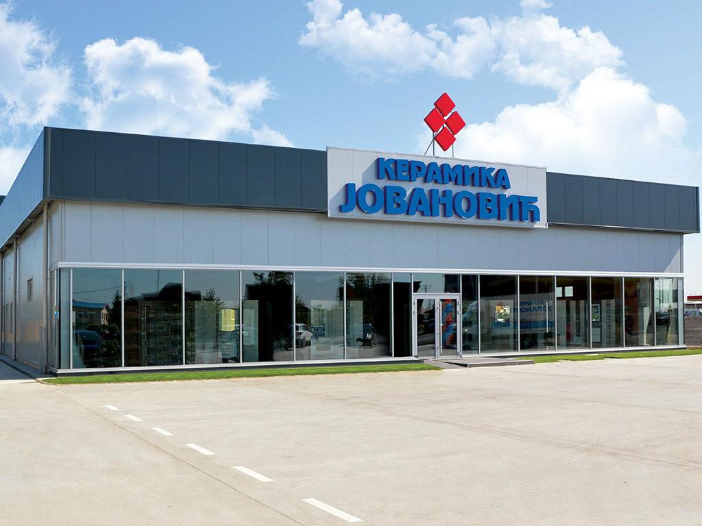Bijeljina dobila distributivni centar Keramike Jovanović - Investitor iz Zrenjanina uložio 1,2 mil EUR