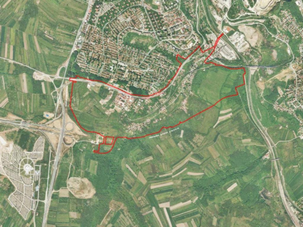Grad Beograd oživljava Kijevo - Na skoro 100 ha u planu 1.214 stanova, dve privredne zone, sportski tereni, vrtić, škola...