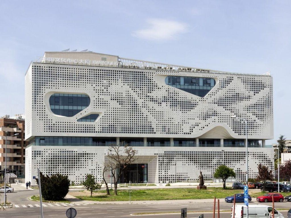 Kompanija CBRE ekskluzivni je zastupnik za izdavanje poslovnog krila novog Kineskog kulturnog centra