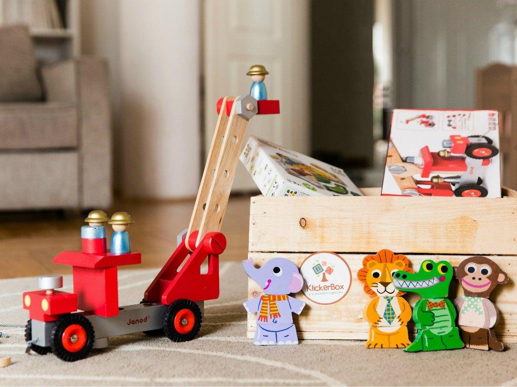 Iznajmljivanje igračaka moguće i u Srbiji - Predstavljamo vam KlickerBox Rent a Toy