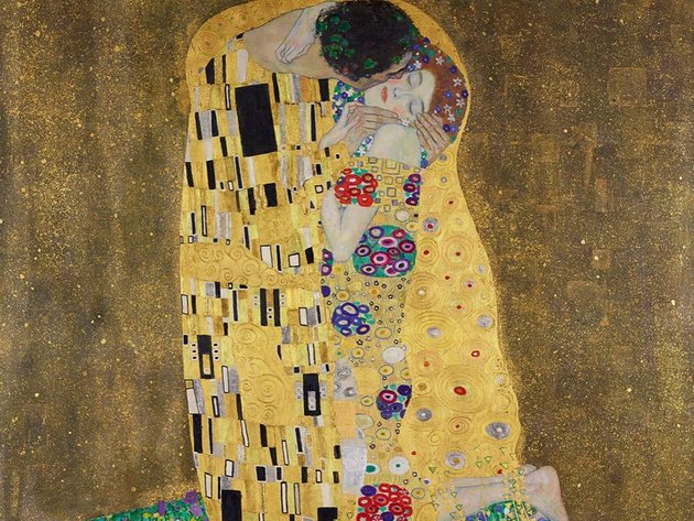 """Klimts """"Kuss"""" wechselt seinen Standort"""