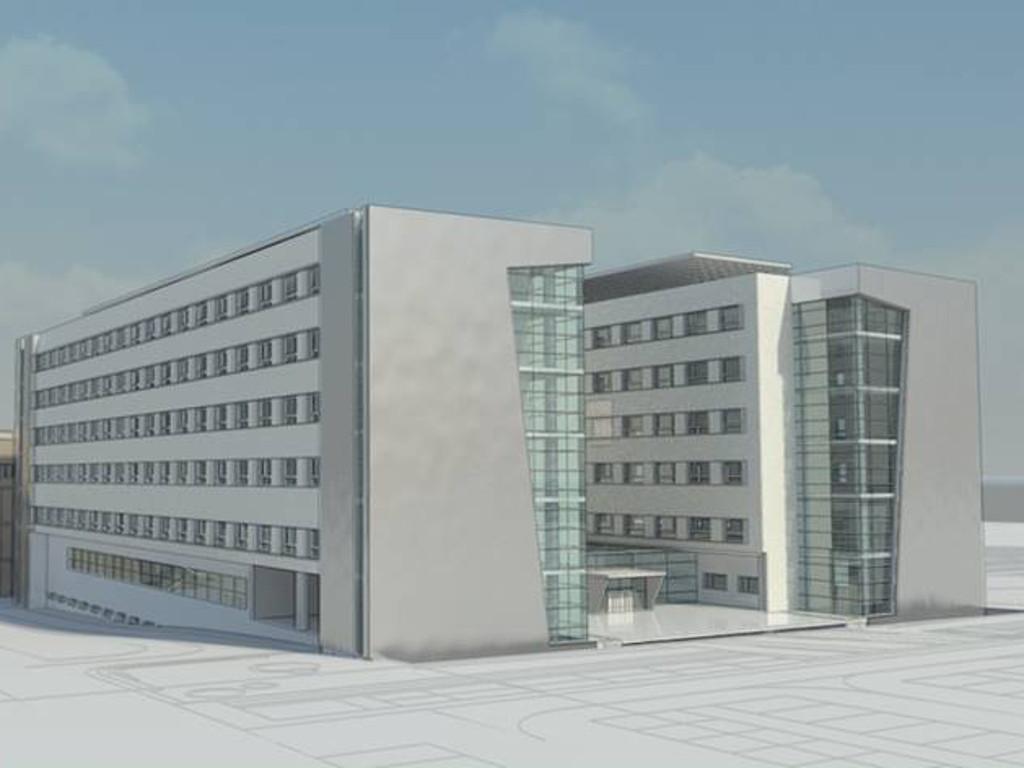 Počelo odbrojavanje do otvaranja niškog Kliničkog centra - U toku montiranje opreme vredne dve milijarde dinara (FOTO)